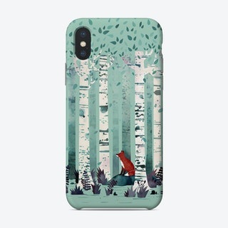 The Birches Phone Case