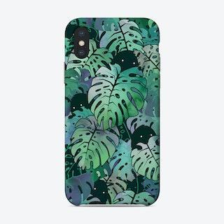 Monstera Monsters Phone Case