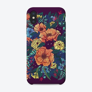 Wild Flowers Phone Case