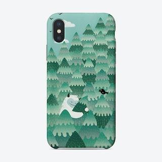Tree Hugger Spring Version Phone Case