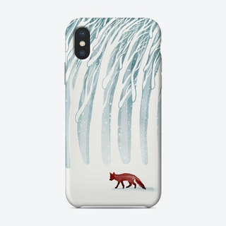 Winter Storm Phone Case