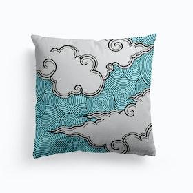 Cloudy Sky Cushion