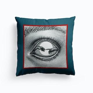 Michelangelo Eye Cushion
