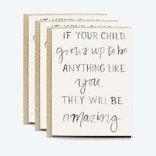 Amazing Parents Card Set