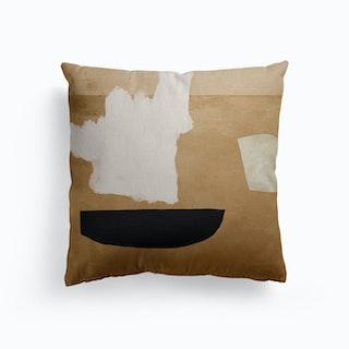 Spice Canvas Cushion