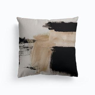 Path Canvas Cushion