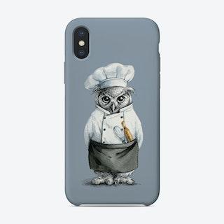 Baker Owl Phone Case