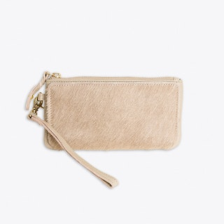 Lola Wallet in Caramel