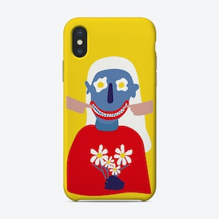 Daisy Eggs Phone Case