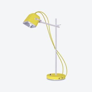 MOB Table Light - Aluminum - Yellow POP