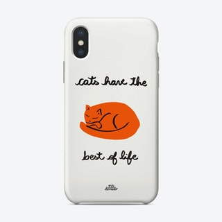 Cats Life Phone Case