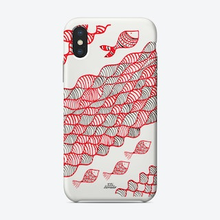 Coral Fish Phone Case