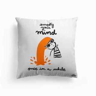 Empty Mind Cushion