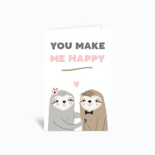 Happy Greetings Card