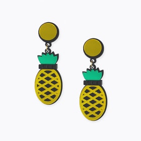 Pineapples Forever Earrings