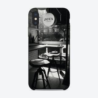 London Coffee Shop Phone Case