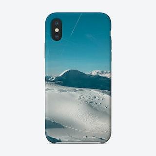 Snow Love Phone Case