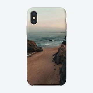 Morning Beach Ii Phone Case