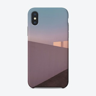 Shapes And Tones Phone Case
