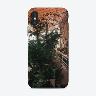 Palm Greenhouse Phone Case
