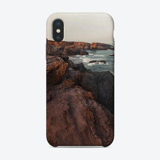 Rocks At The Sea Phone Case
