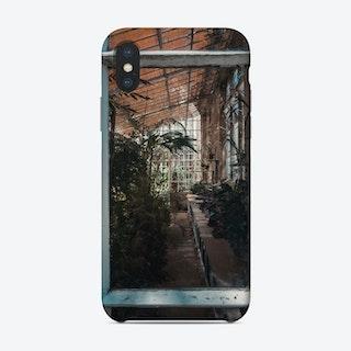 Vintage Greenhouse Phone Case