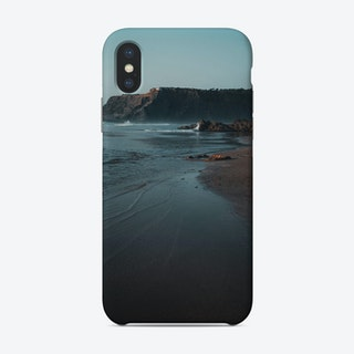 Waves At The Beach Phone Case