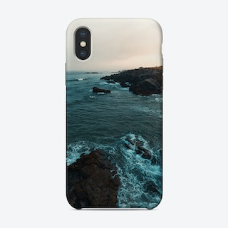 Waves And Water Phone Case
