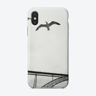 Birds In Portugal Phone Case