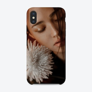 Flower Face Phone Case