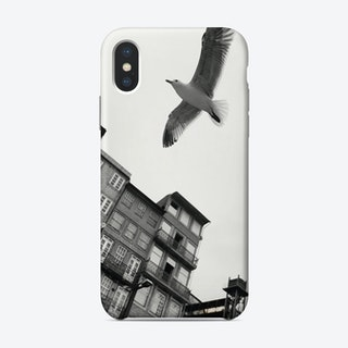 Birds In Porto Phone Case