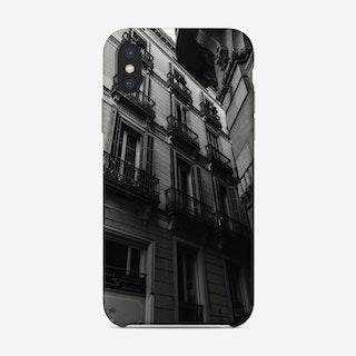 Barcelona Street Architecture Phone Case