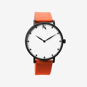 Neon Orange - 38mm Watch