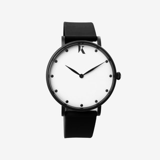 Jet Black - 38mm Watch