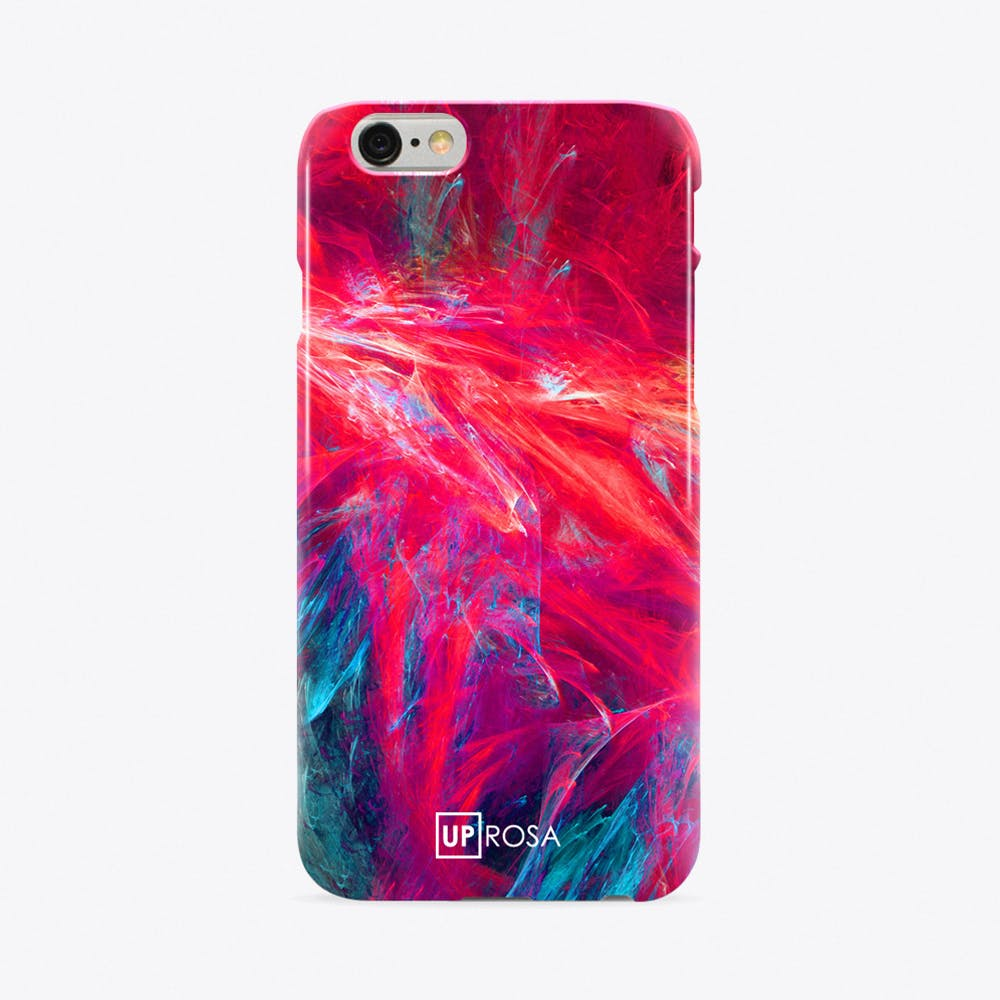 Fractal Flame Phone Case