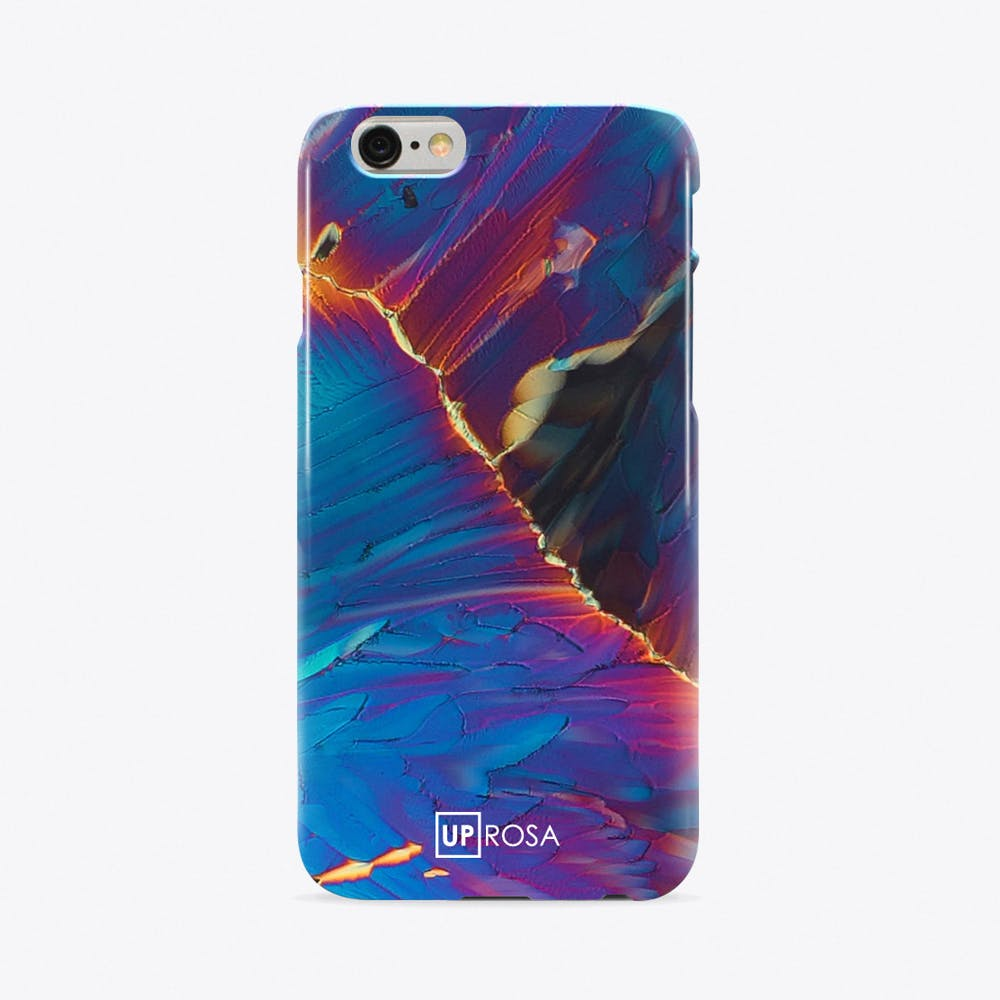 Cobalt Fault Phone Case