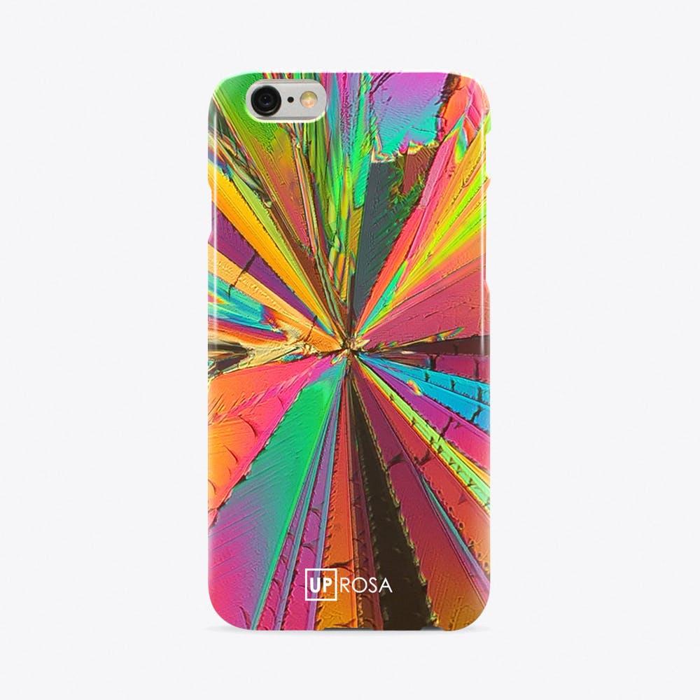 Crystal Apex Phone Case