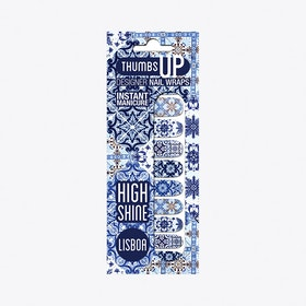Lisboa High Shine Nail Wraps