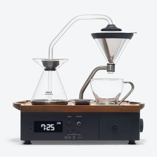 Barisieur - Coffee Machine / Alarm Clock - Black