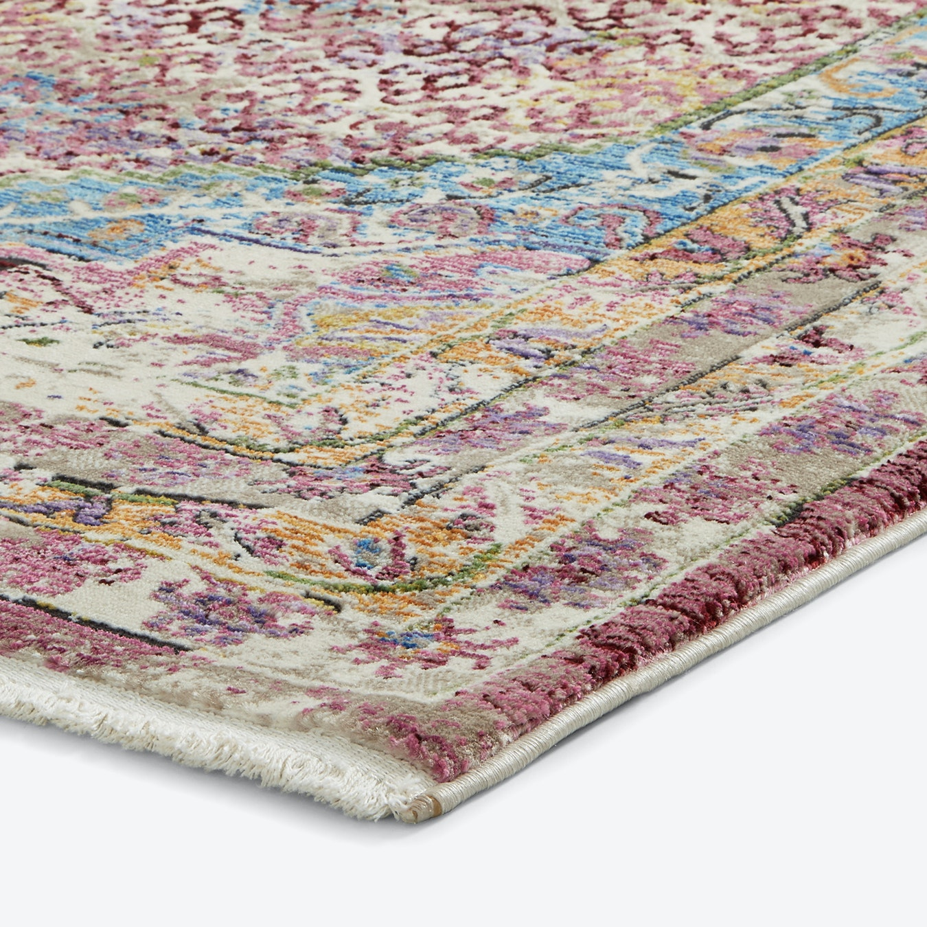 Athena Beatrice Rug Multi By Think