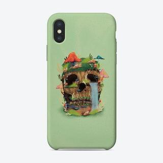 Enchanted Skull Phone Case