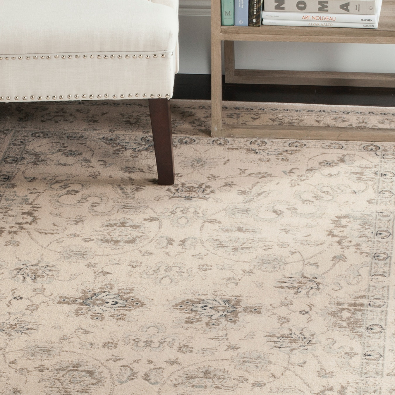 Area Rug Creme Overdyed By Safavieh