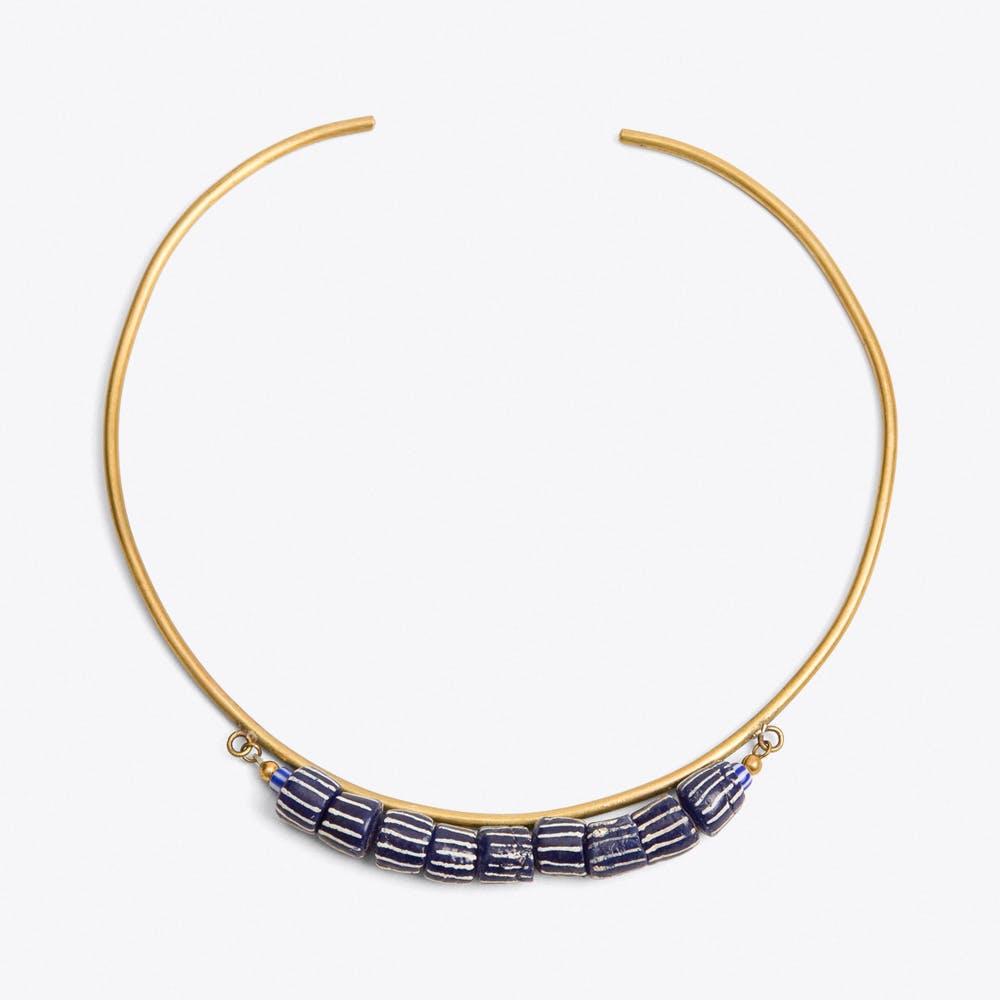 Oshun Collar Necklace