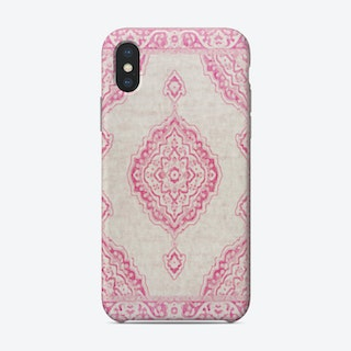 Pink Watercolors Phone Case