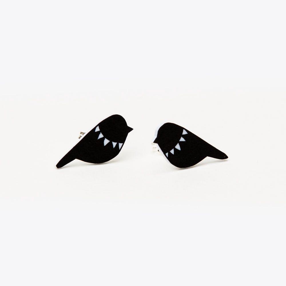 Bird Earrings II