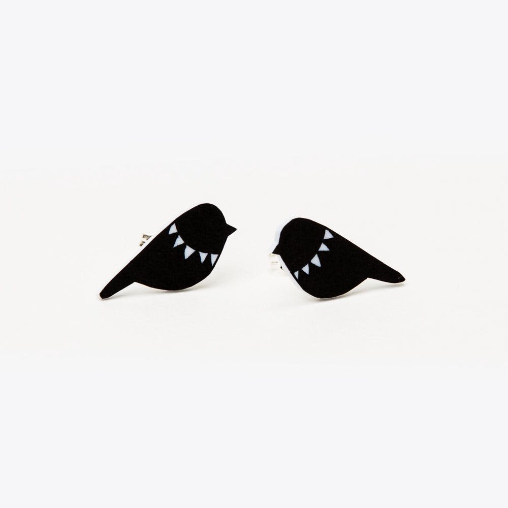 Bird Earrings II