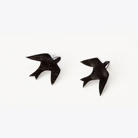 Bird Earrings IV