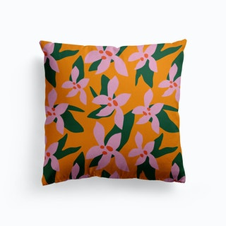 Sprung Canvas Cushion