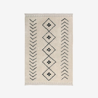 Bereber Rhombs - Washable Rug