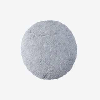 Cushion Big Dot - Blue